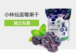 小林仙蓝莓果干