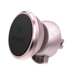REMAX 出风口手机支架 C19 磁吸附ABS PC 铝合金材质两色选