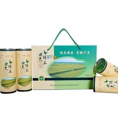 尚志大米 东北大米 稻花香有机大米自有种植黑龙江大米 4kg/盒