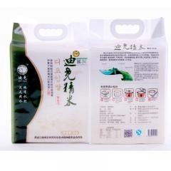 尚志大米 稻花香大米 新米东北有机大米黑龙江5kg/袋