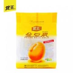 龙王原味豆浆480g无蔗糖非转基因东北黄豆浆粉早餐速溶冲饮粉豆粉