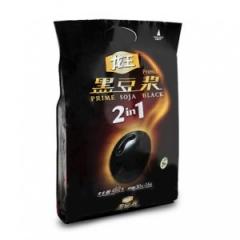 龙王黑豆浆粉 非转基因纯黑豆豆浆粉 无蔗糖营养早餐豆奶冲饮450g