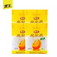 【龙王豆浆】金豆豆浆粉480gx4甜味 非转基因豆浆粉营养早餐豆粉