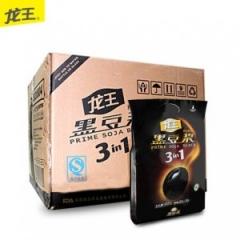 龙王黑豆浆 450gx20袋(整箱)甜味非转基因纯黑豆豆浆